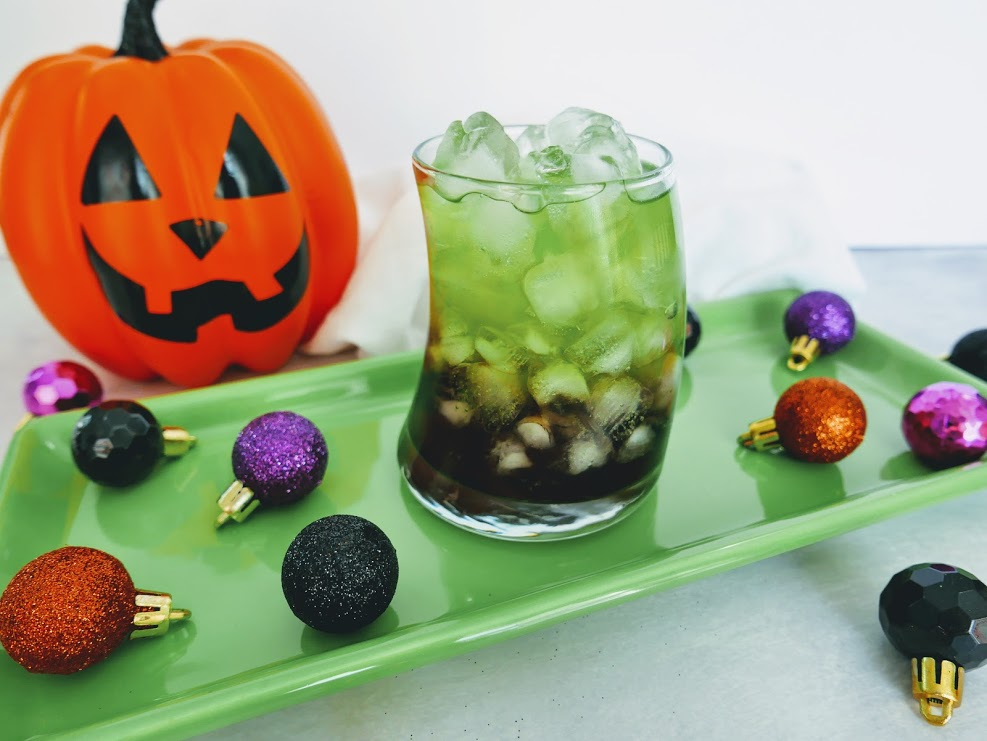 Witch's Brew Mocktail